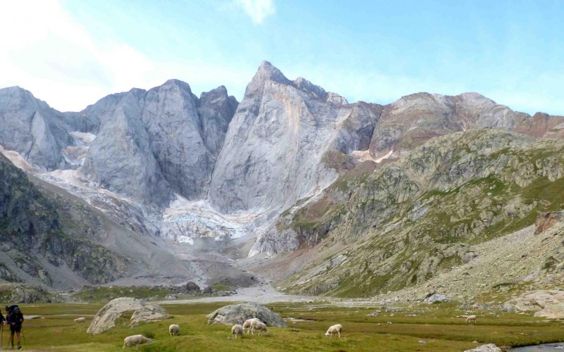 GR10 self-guided from Cauterets to Luchon : Variant Vignemale and Gavarnie
