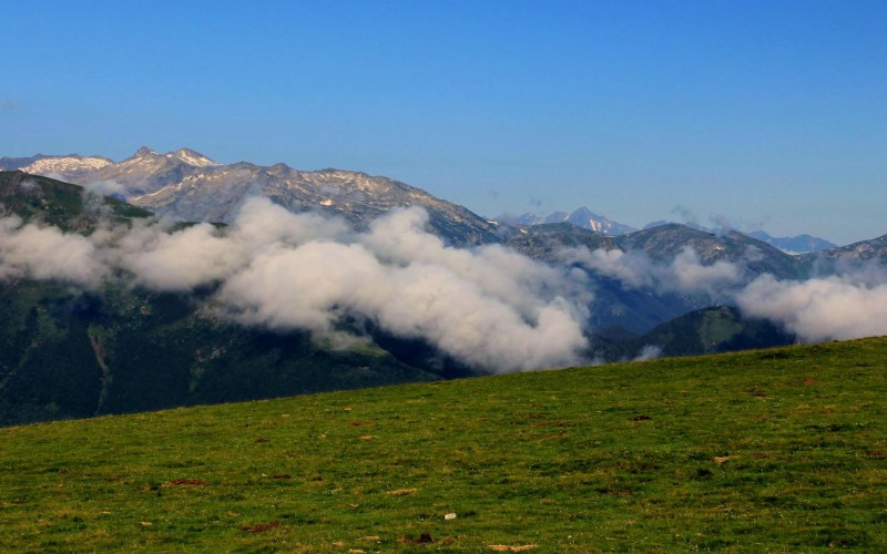 GR10 self-guided Section 6 : From Aulus les Bains to Merens